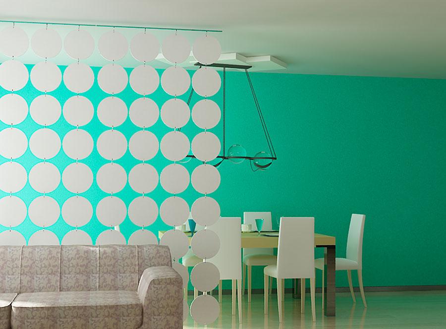 ścianki ażurowe-dekoracyjne panele ażurowe-circle