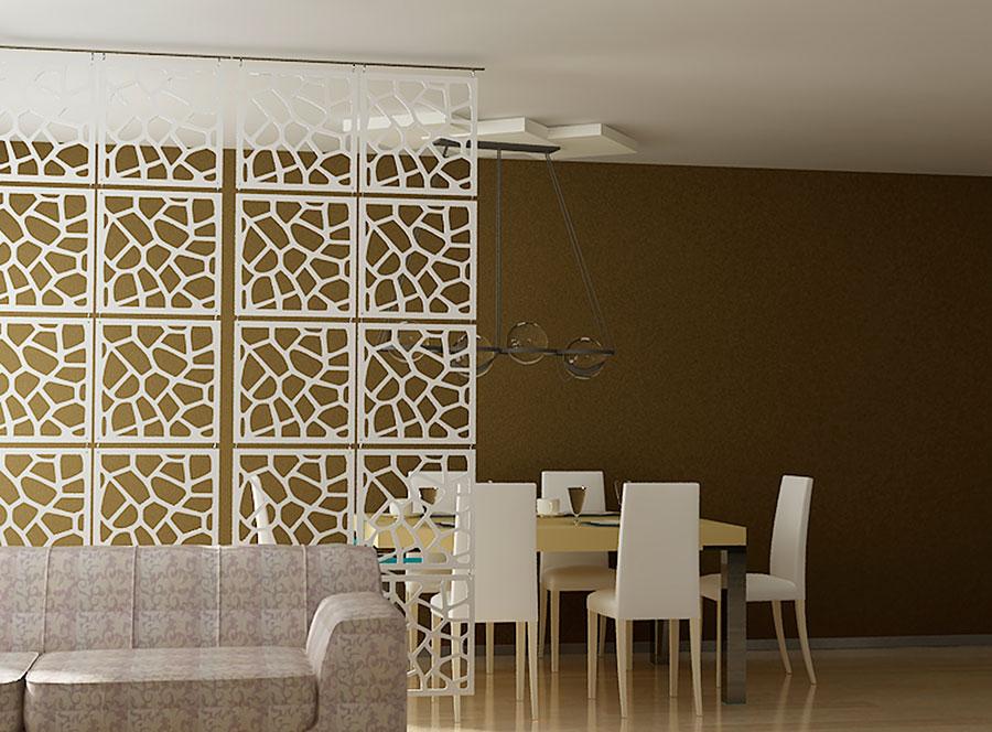panel ażurowy-ścianka ażurowa nasha