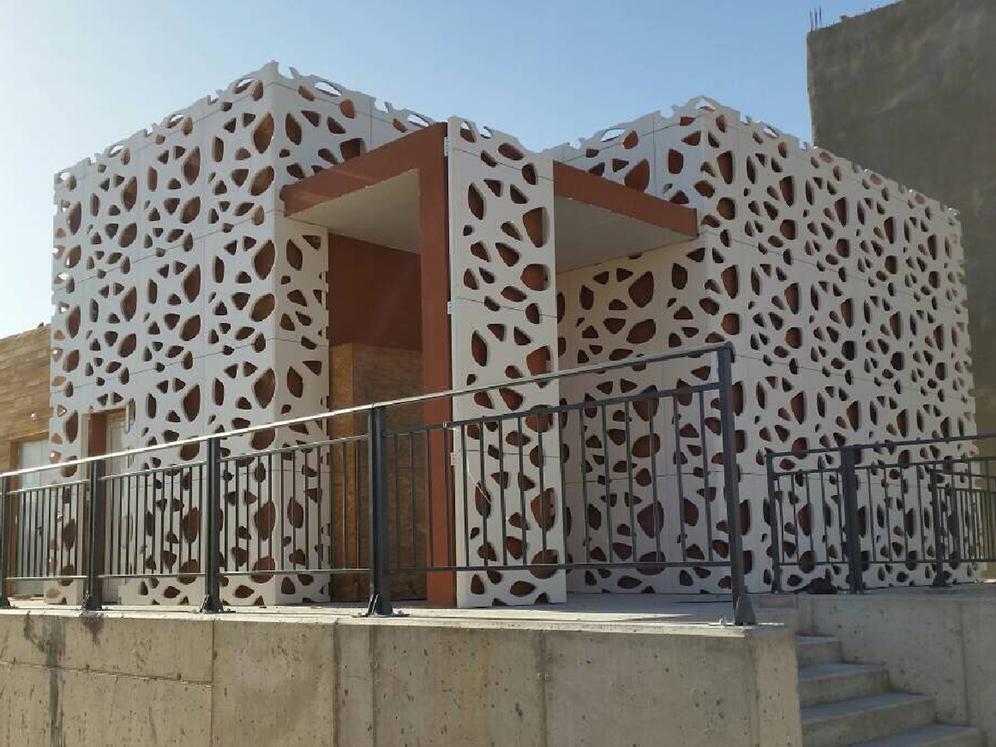 panele ażurowe-ścianki ażurowe