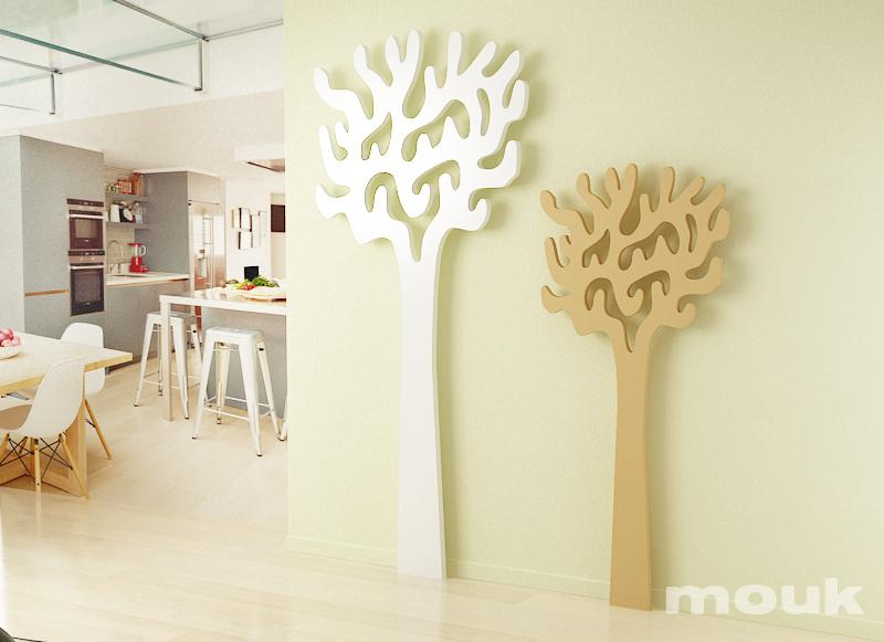 Wieszak drzewo